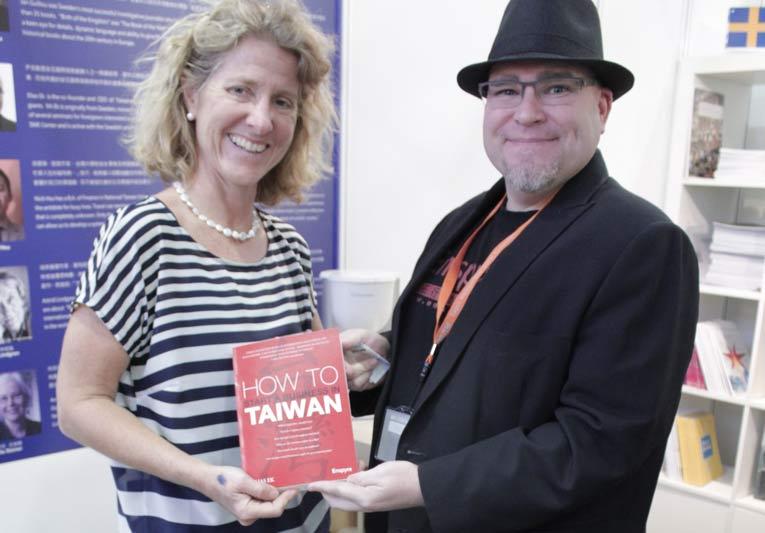 2013 TAIPEI INTERNATIONAL BOOK FESTIVAL