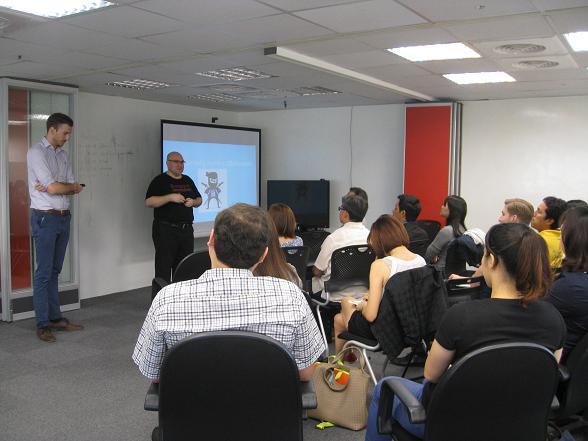 11/23 Seminar – Linkedin Hacks: B2B Powerselling and Network Building